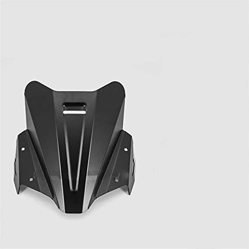 Motorrad Windschutzscheibe Passt für Yamaha MT09 MT-09 MT 09 2021 - Motorradzubehör Windschutzscheibe Windschutzscheibe Aluminium Windschild Deflectore MT - 09
