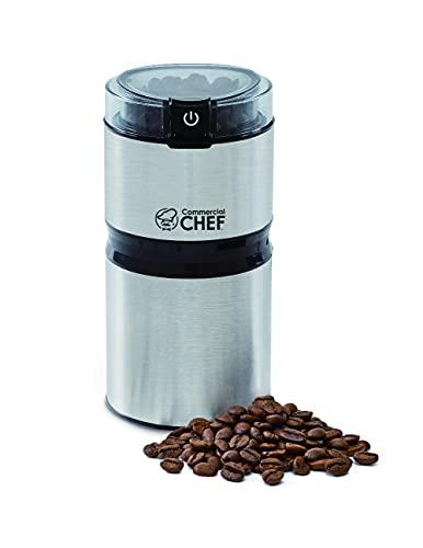 Electric Coffee Grinder Spice Grinder - Stainless Steel Blades...