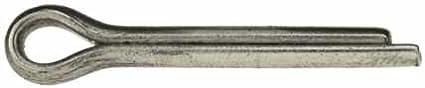 Reidl Splinte 2,5 x 10 mm DIN 94 A2 blank 10 St/ück