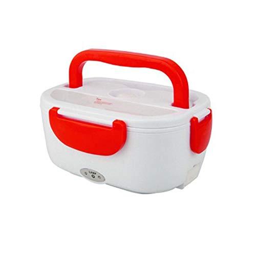 Joe Boxer Boîte À Lunch pour Enfants, 1.5L Alimentaire Conteneurs Électrique Boîte À Lunch 220 V Chauffage Riz Viande Pratique Bureau des Ménages Extérieur Isolation Bento Box
