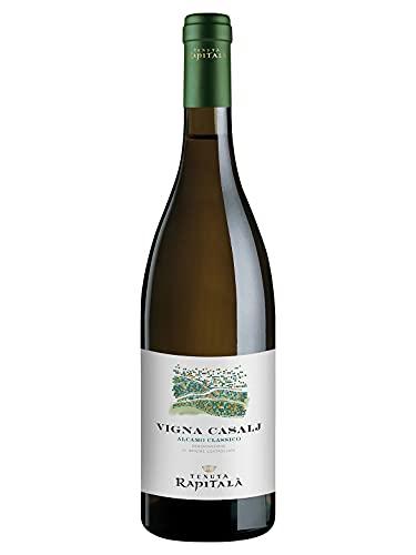 VIGNA CASALJ Alcamo Classico DOC - Tenuta Rapitalà - Vino bianco fermo 2020 - Bottiglia 750 ml