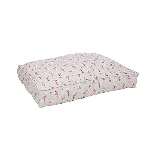 Sophie Allport Flamingos Pet Bed - Medium