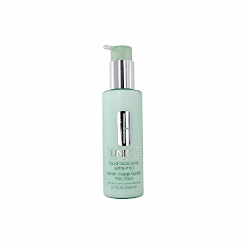 CLINIQUE by Clinique Liquid Facial Soap Extra-Mild (Very Dry to Dry)-200ml/6.7oz by Clinique