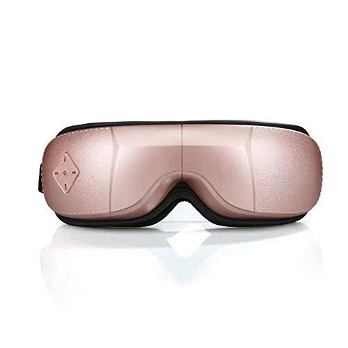 ZJ El Nuevo Masajeador De Ojos Mascarilla para Ojos Bluetooth Calefacción Vibración Masaje Relájese Gafas Presión De Aire Masajeador De Ojos Protector Ocular Conveniente