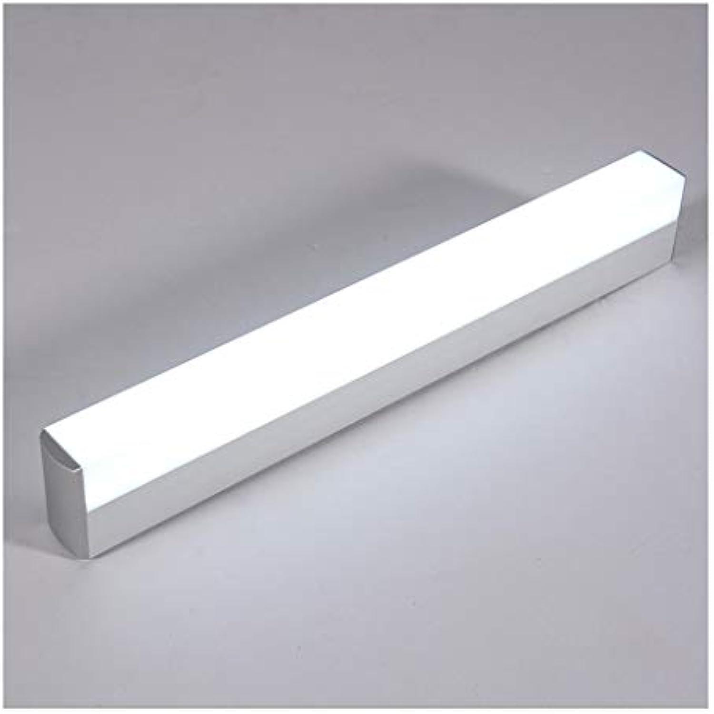 William 337 LED-Spiegel-Frontleuchte, Badezimmer-Spiegel-Kabinett-Licht-Wohnzimmer-Schlafzimmer-einfaches Spiegel-Licht [Energieklasse A +] (Farbe   Warmes licht-250mm-12W)
