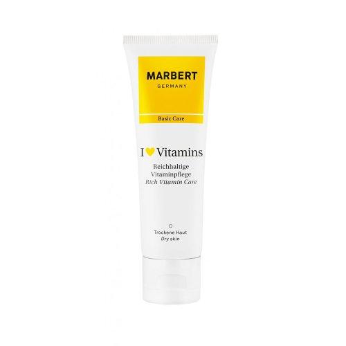 Marbert Marbert i love vitamins femmewomen rich vitamin care 1er pack 1 x 50 ml
