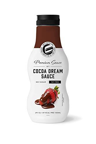 Got7 Sweet Premium Sauce Sirup Dessertsauce Diät wenig Kalorien 250ml (Cocoa Dream - Schokolade)