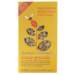 Dorset Cereal s Honing Granola 600g