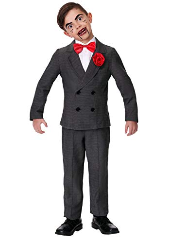Goosebumps Slappy Costume Child Medium