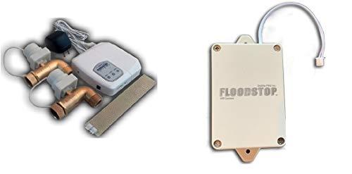 Floodstop Washing Machine Valve Shutoff Kit FS 3/4H-90 v4 w/WiFi Module