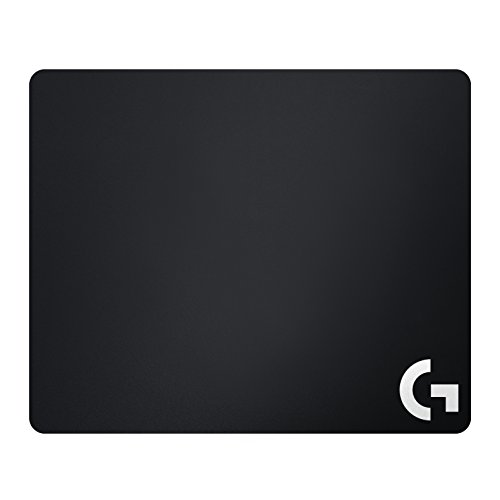 Logitech G440 Tappetino Mouse Gaming in Polimero Rigido, Mouse Pad per Giochi di Alto DPI, 340 x 280 mm, Spessore 3 mm, per Mouse PC/Mac/Laptop, Nero