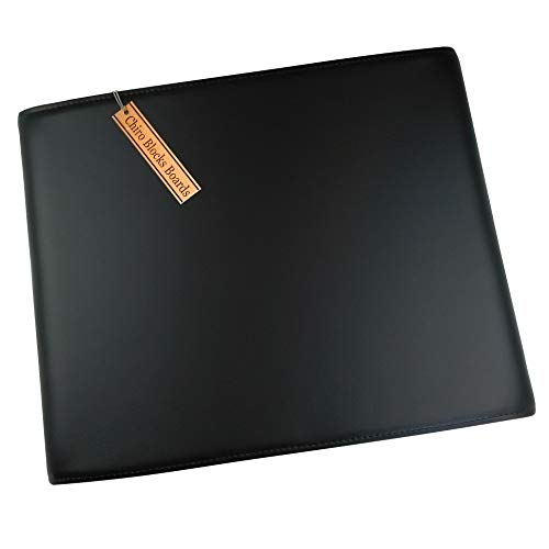 "Chiro Blocks Boards - 1.5"" Medium-Firm SOT Style Block Board (Anterior Board) - BLACK"