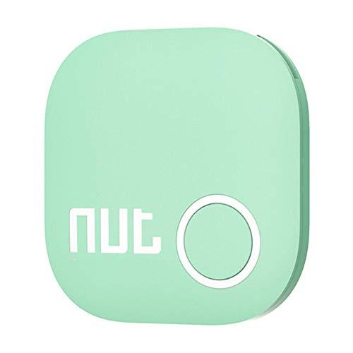 SENZHILINLIGHT Per NUT2 Smart Tag Tile Tracker Localizzatore di Chiavi Finder per Chiave Anti smarrimento Allarme per Sicurezza