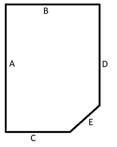 Dibapur® Caravan Kaltschaummatratze für Wohnwagen (Breite: 121 bis 140 cm x Länge bis 200 cm) x Höhe 13 cm - Camping und Boot
