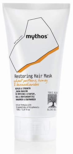Mythos Honing Haarmasker zonder Siliconen