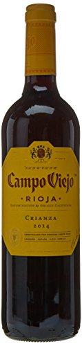 Campo Viejo D.O.C. Vino Rioja Crianza Tinto, 0.75L
