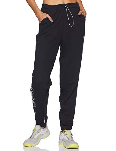PUMA dames HIT Feel it Sweat Pant Joggingbroek, zwart, XS