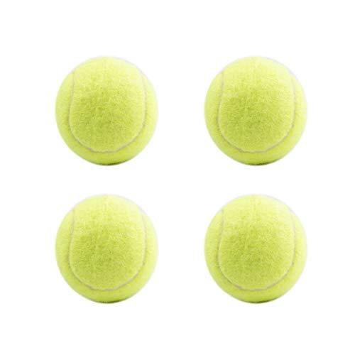 N/H - Pelotas de tenis para entrenamiento (4 unidades)