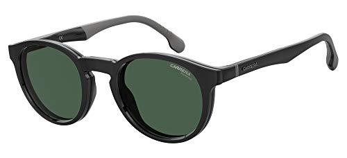 Carrera Gafas de sol Gafas de sol CA 8044 / CS 807 / UC Color Hombre Negro verde tamaño de lente 50 mm