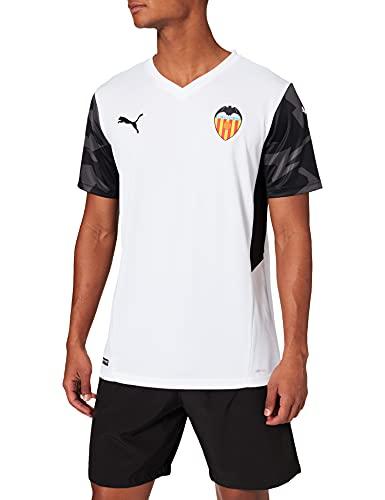 Puma - Valencia Temporada 2021/22 Camiseta Primera Equipación, Hombre