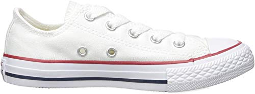 Converse CT AS Ox White Youths Trainers Size 29 EU