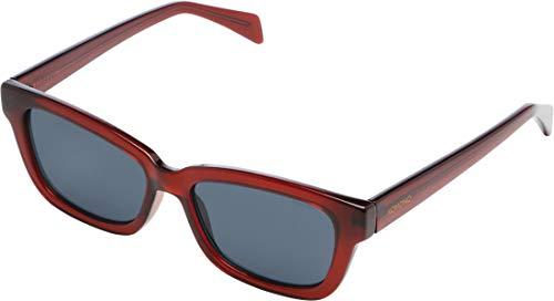KOMONO Rocco - Gafas de sol (talla única), color burdeos