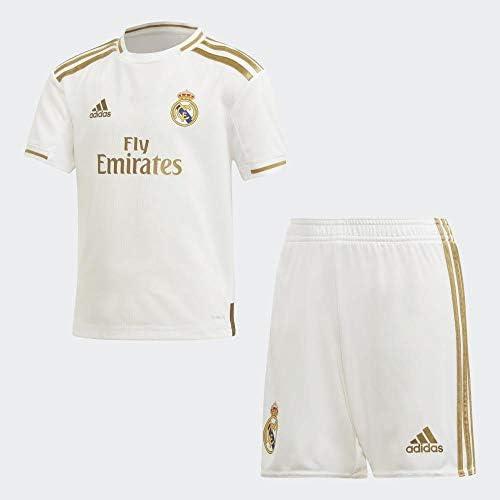adidas Camiseta y Pantalon Corto Real Madrid 2019/2020 Home  Ninos