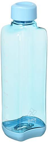 パール金属 水筒 700ml 直飲み PCアクア ボトル ブルー ブロックスタイル H-6057