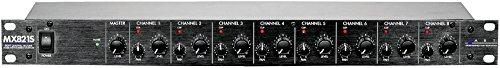 ART MX821S Rackmount Mic Line Mixer