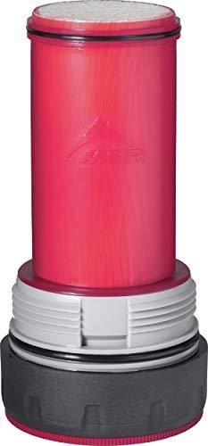 MSR Guardian Pump - Filtros de agua - gris/rojo 2017