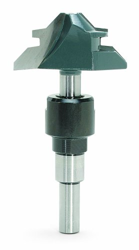 MLCS 9464 Router Collet Extension, 1/2-Inch Shank, Accepts 1/2-inch Shank Bits