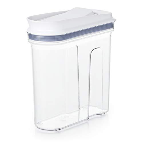 OXO 保存容器 プラスチック ドライフード マルチディスペンサー M 1.1L