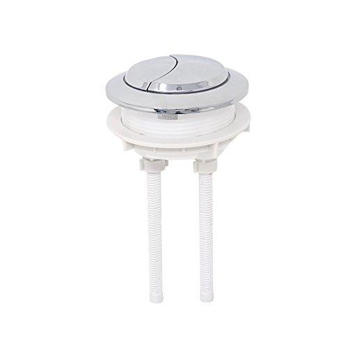 Honbay Dual Flush Toilet Water Tank Push Button, 58mm Thread Diameter (58mm)