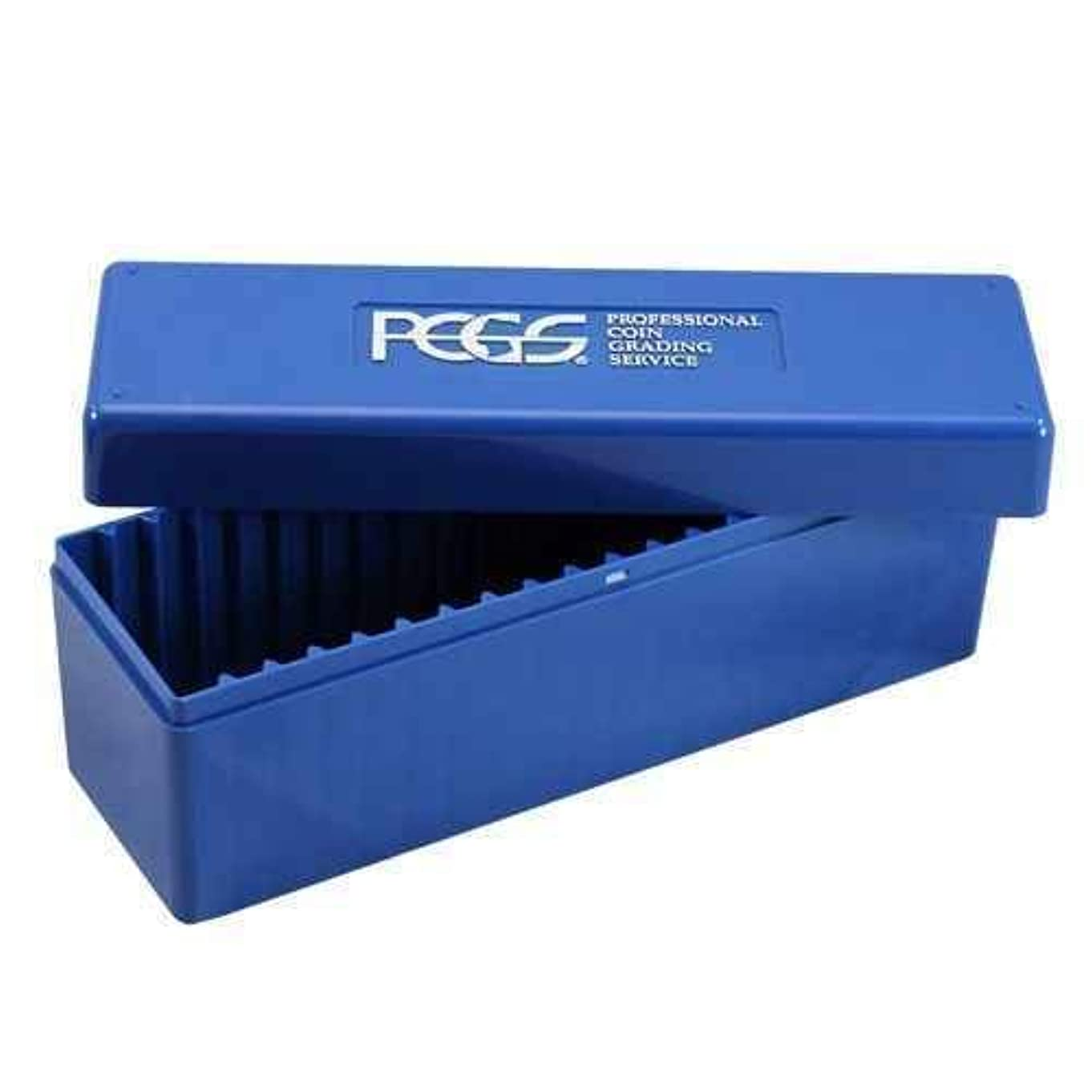 PCGS Plastic Storage Box for 20 Slab Coin Holders by PCGS