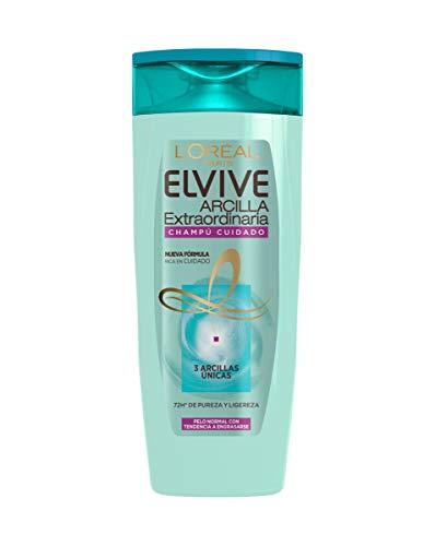 L'Oreal Paris Elvive Shampoo - 6 stuks (6 x 285 ml)