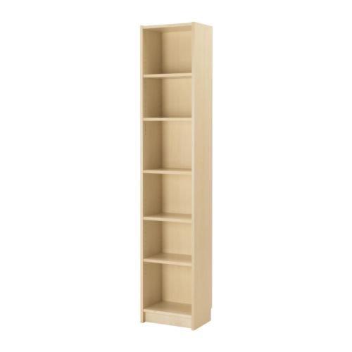 イケア BILLY 書棚 バーチ材突き板 W40xD28xH202 IKEA