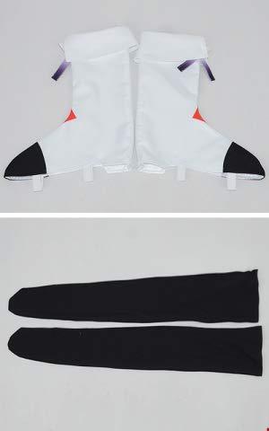 コンパス 戦闘摂理解析システム ソーン=ユーリエフ ブーツカバー&靴下 コスプレ衣装 [3135] 女性M