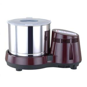 Premier Compact Table Top Wet Grinder -110volts 2 Ltrs (Maroon)