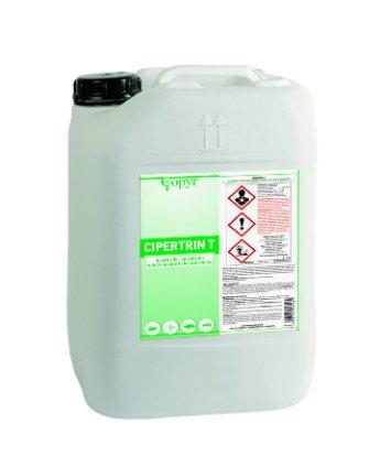 Insecticida concentrado copyr cipertrin T L.1X 6PZ