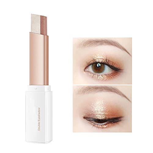 1 pc Pinceau à fard à paupières coloré Portable Matte Eye Shadow Crayon professionnel Smokey Maquillage Eyeshadow Idéal pour Maquillage fard à paupières