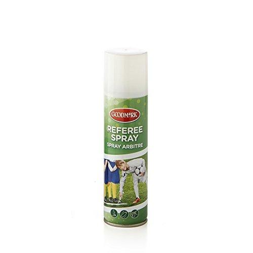 Goodmark - Schiedsrichter Spray Fussball Markierung - 150ml
