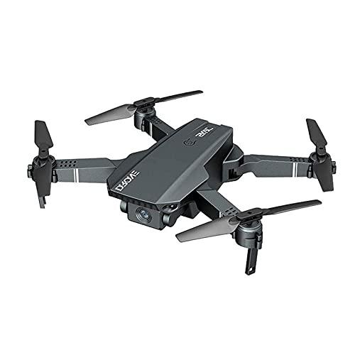 FPV Mini Drone pieghevole con fotocamera, 4K One-Key Take-Off App video in tempo reale Controllo dei gesti Automatico Beauty Shoot Giocattolo aereo, Adulti Principianti Bambini Droni professionali