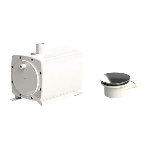 SFA SANIFLOOR +3 Pumpe, mit Ablaufgarnitur, Durchmesser 90 cm, für extraflache Duschwannen