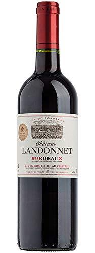 Château Landonnet Rouge Bordeaux AOC 2018 (1 x 0.75 l)