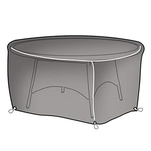 KETTLER Protective Cover Charlbury Round Table Grey