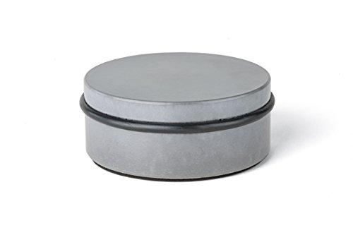 Korn Produkte Türstopper aus Beton, massiver hochwertiger Beton, zweckmäßiger und formschöner Türstopper