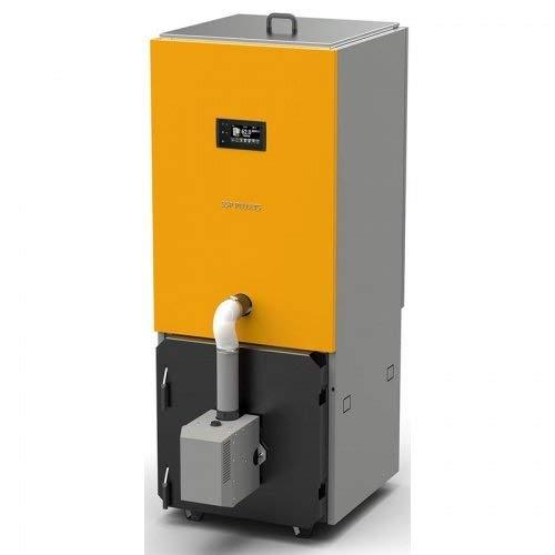 Caldera de pellets de 10 kW, calefacción central, pellets SSP