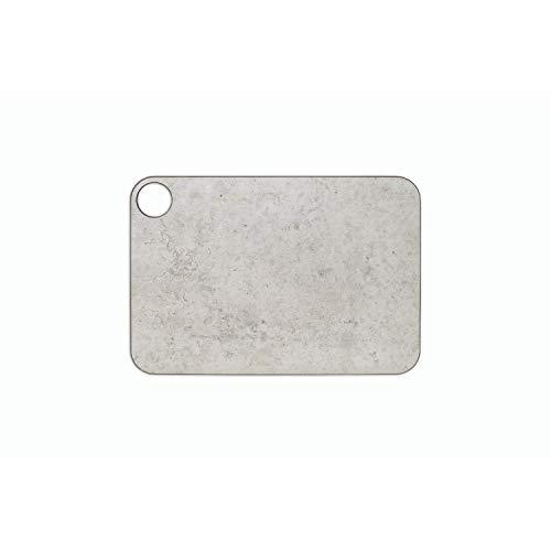 Arcos Tablas, Tabla de Cocina Tabla para Cortar, Fibra de Celulosa y Resina 33 x 23 cm y 6, 5 mm de espesor, Color Blanco