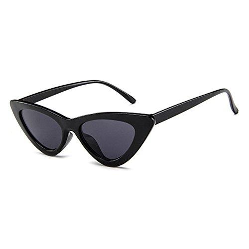 BLDEN Sonnenbrille Der Frauen Katzenaugen Art Mode Weinlese Retro Gläser Für Spaß GL1002-B-B