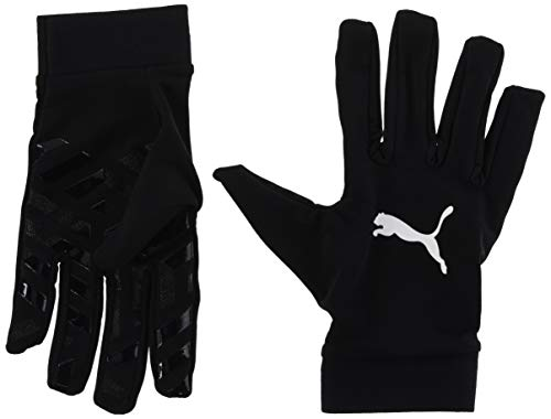 Puma Field Player Glove Handschuhe, Black, 10